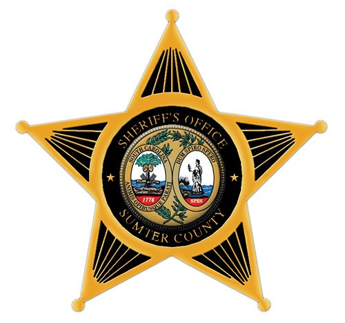 Sheriff's Office of Sumter County's Crest
