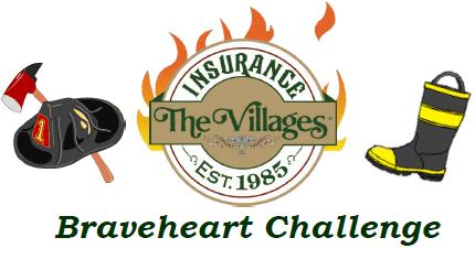 The Villages Insurance 2020 Braveheart Challenge