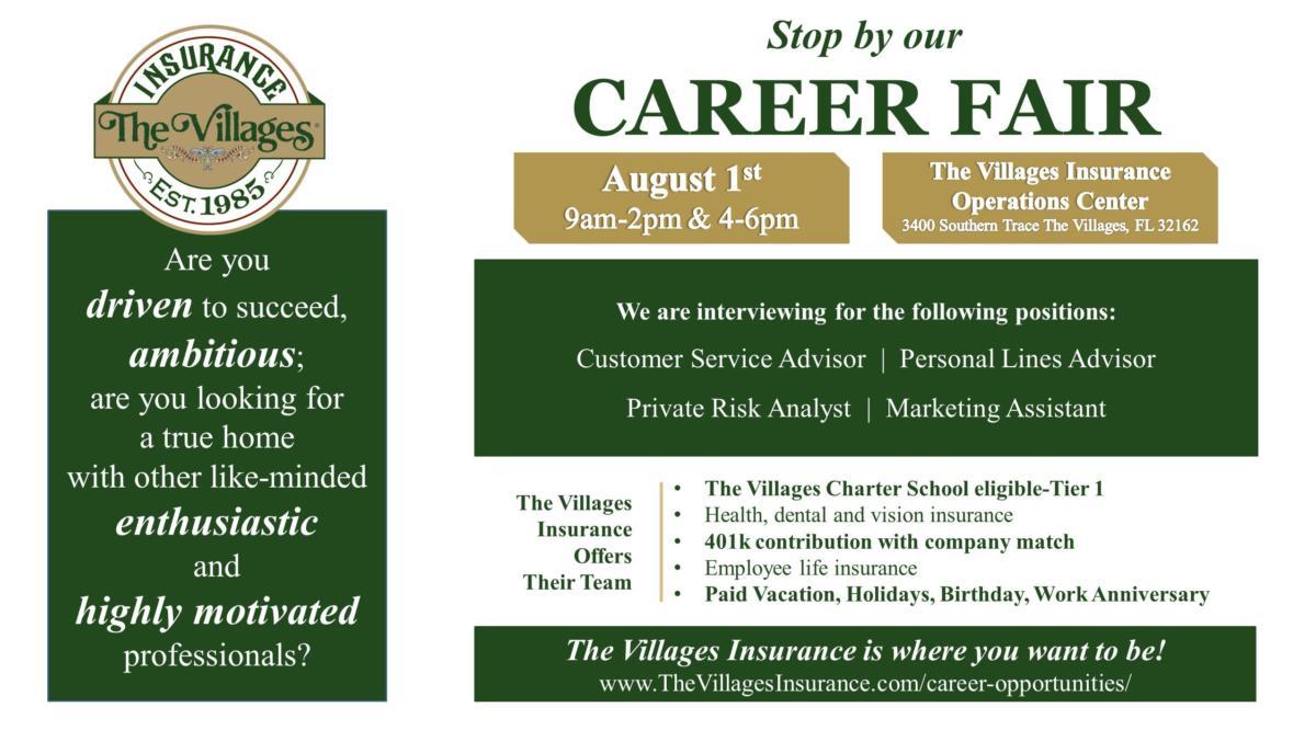Career Fair Aug 2019